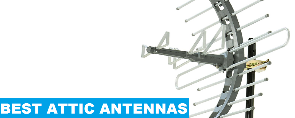 best attic antennas large