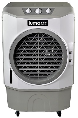 luma comfort evaporative cooler full
