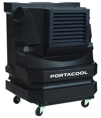 portacool evaporative cooler full