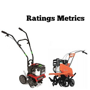 tills and cultivators rating metrics