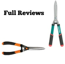 best hedge shears full reviews