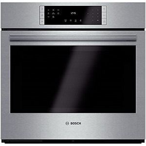bosch wall oven full