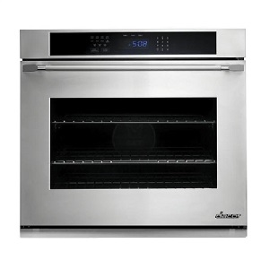 dacor wall oven full