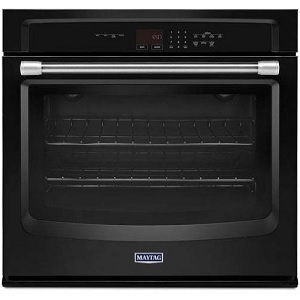 maytag wall oven full