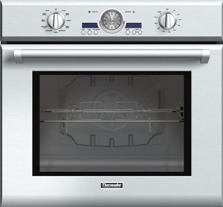 thermador wall oven full