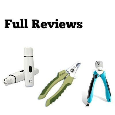 dog nail clippers full reviews