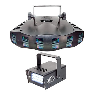 chauvet strobe light full