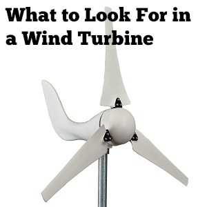 best wind turbines what to look for