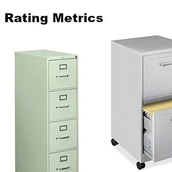 best file cabinet rating metrics