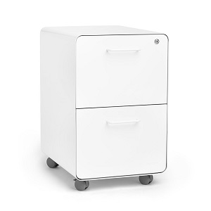 Poppin File Cabinet