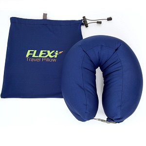 flexi travel pillow