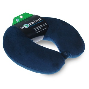 worlds best travel pillow