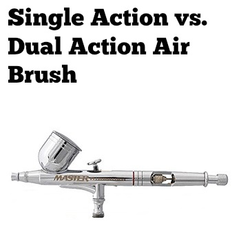 single action vs dual action airbrush