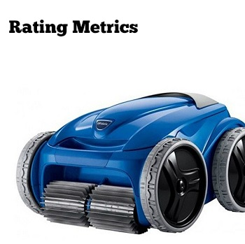 best robotic pool cleaner rating metrics