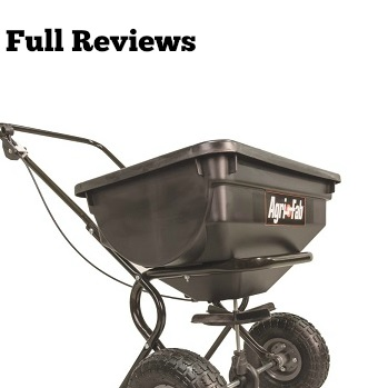 best fertilizer spreader full reviews