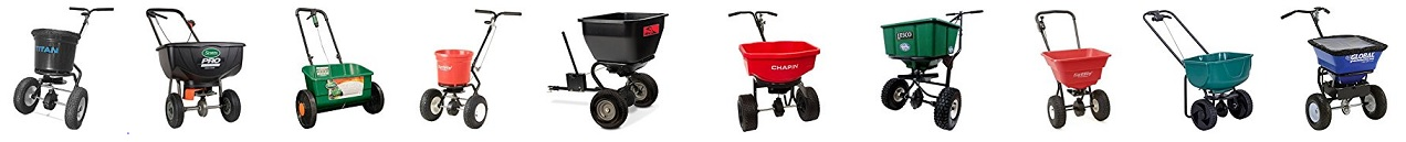 best fertilizer spreader the competition