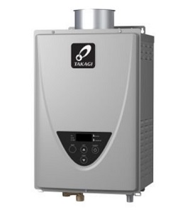 non-condensing water heater