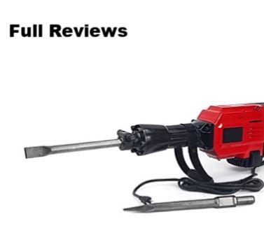 best demolition hammer full reviews