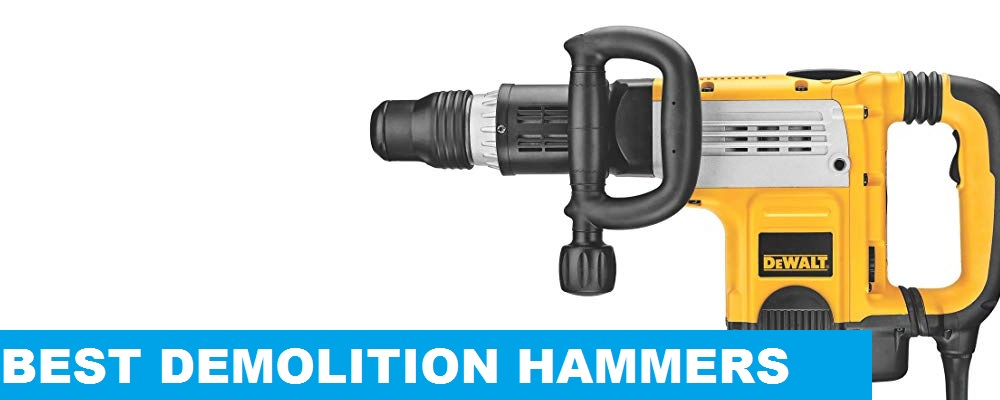 best demolition hammers large