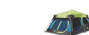 best instant tent small