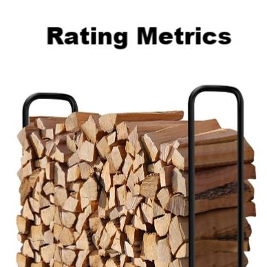 best firewood rack ratings metrics